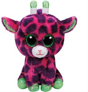 GL Gilbert-Giraffe pink/lila, ca. 15cm