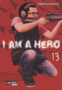 I am a Hero, Band 13