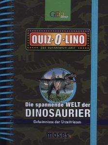 Quiz-O-lino - Die spannende Welt der Dinosaurier