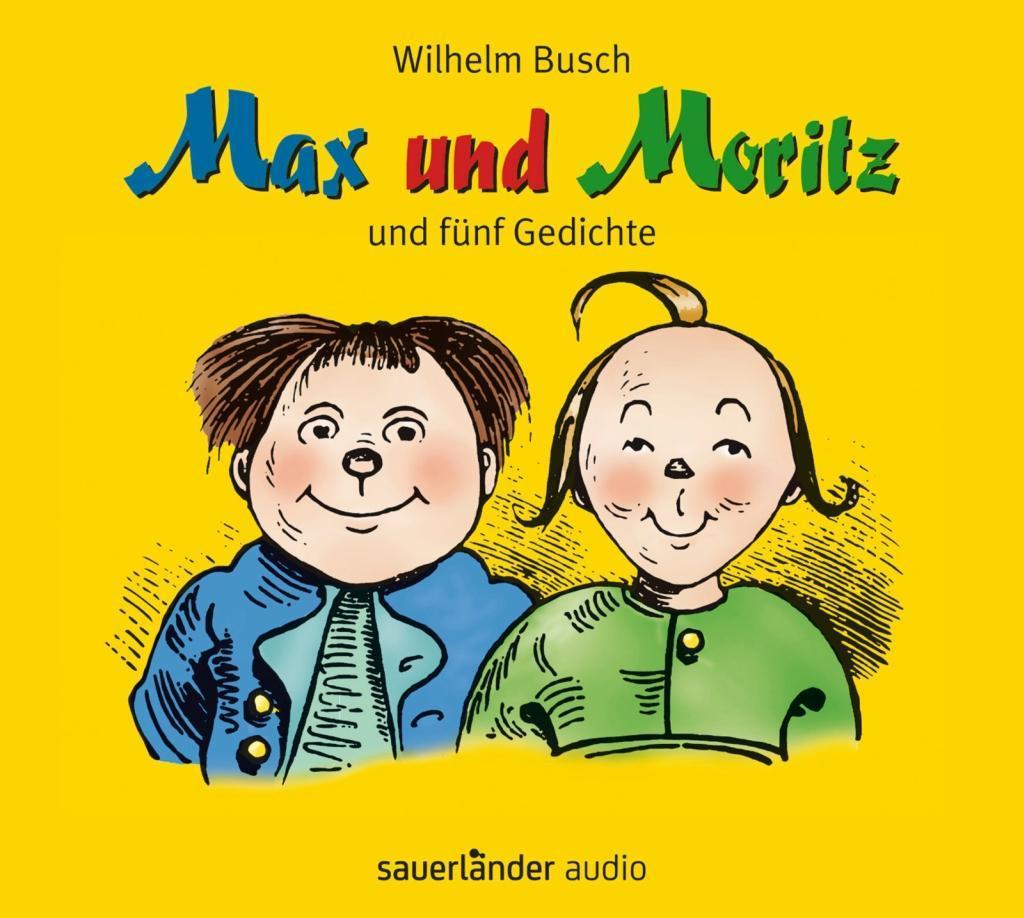 Max und Moritz - zum Schließen ins Bild klicken