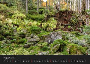 Bayerischer Wald (Wandkalender 2019 DIN A3 quer)
