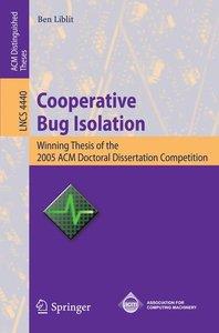 Cooperative Bug Isolation