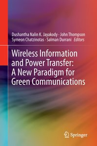 Wireless Energy Harvesting for Future Wireless Communications