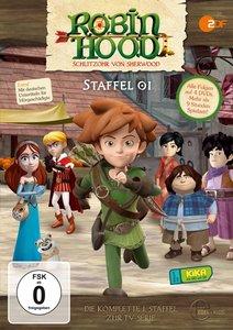 Robin Hood-Schlitzohr Von Sherwood-Staffel 1