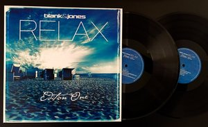 Relax Edition 1 (One) (2LP-Black Vinyl)