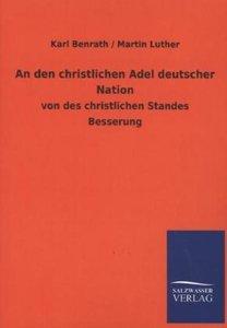 An den christlichen Adel deutscher Nation