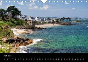 Bretagne - Bilder einer Küstenlandschaft