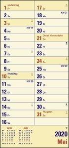 Großdruck Planer Kalender 2020