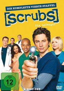 Scrubs: Die Anfänger - Die komplette vierte Staffel
