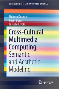Cross-Cultural Multimedia Computing
