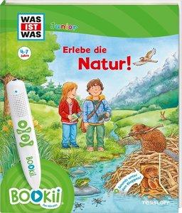 BOOKii WAS IST WAS Junior Erlebe die Natur!