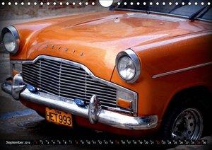 Auto-Legenden: ZEPHYR (Wandkalender 2019 DIN A4 quer)