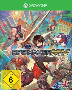 RPG Maker MV (XBox ONE)