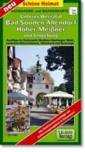 Unteres Werratal, Bad Sooden-Allendorf, Hoher Meißner und Umgebu
