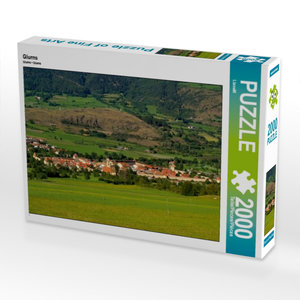 Glurns 2000 Teile Puzzle quer