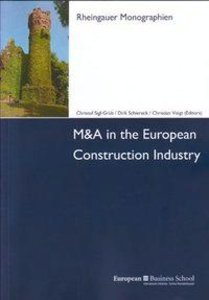 M&A in the European Construction Industry