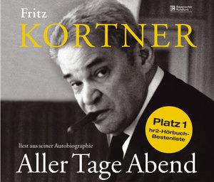 Fritz Kortner liest Aller Tage Abend. 4 CDs