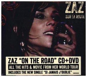 Sur La Route!, 1 Audio-CD + 1 DVD