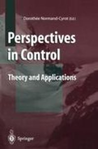 Perspectives in Control
