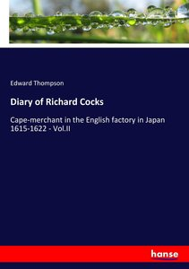 Diary of Richard Cocks