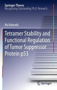 Tetramer Stability and Functional Regulation of Tumor Suppressor