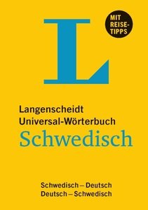 Langenscheidt Universal-Wörterbuch Schwedisch - mit Tipps für di