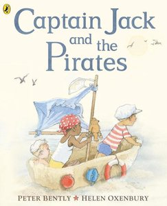 CAPTAIN JACK AND THE PIRATES PB