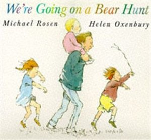 We\'re Going on a Bear Hunt, Big Book