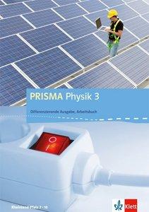 PRISMA Physik. Differenzierende Ausgabe für Rheinland-Pfalz. Arb