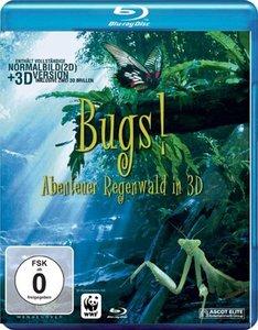 BUGS! Abenteuer Regenwald-Blu-ray Disc