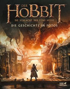 Der Hobbit: Die Schlacht der Fünf Heere - Die Geschichte in Foto