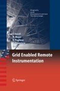Grid Enabled Remote Instrumentation