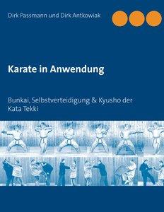 Karate in Anwendung