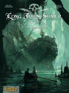 Long John Silver 03: Das Smaragd-Labyrinth