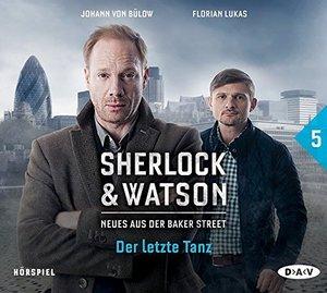 Sherlock & Watson - Neues aus der Baker Street: Der letzte Tanz
