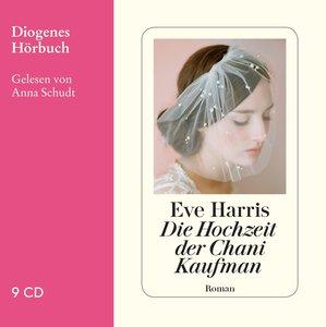 Die Hochzeit der Chani Kaufman, 9 Audio-CDs