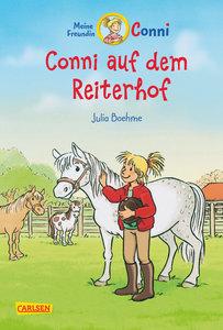 Conni-Erzählbände, Band 1: Conni auf dem Reiterhof mit farbigen