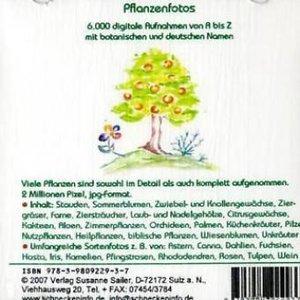Pflanzenfotos. DVD-ROM