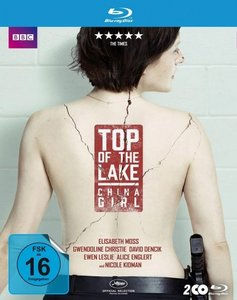 Top of the Lake: China Girl, 2 Blu-ray