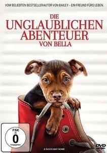 Die unglaublichen Abenteuer von Bella, 1 DVD