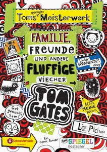 Tom Gates, Band 12