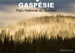 GASPÉSIE. Parc National du Québec (Calendrier mural 2015 DIN A3