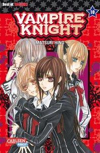 Vampire Knight 10