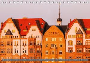 Düsseldorf - Architektur (Tischkalender 2019 DIN A5 quer)