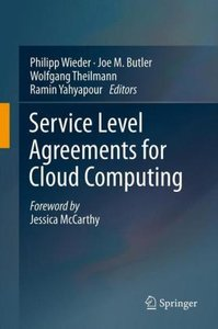 Service Level Agreements for Cloud Computing