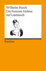 Die fromme Helene auf Lateinisch