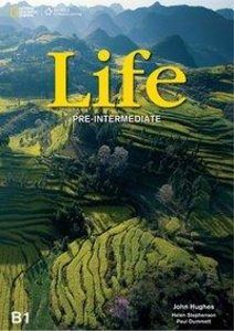 Life, Pre-Intermediate. Special Pack: Student's Book m. DVD und
