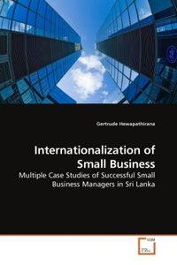 Internationalization of Small Business