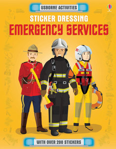 Sticker Dressing: Emergency Services