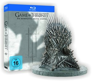 Game of Thrones - Staffel 3 + Schwerterthron